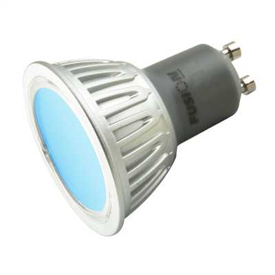 Fusion Gu10 5w Warm Lamp White Led Cob uTiOkwPXZ